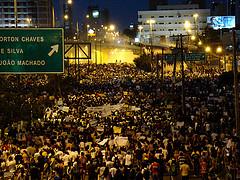 Protest Brazil